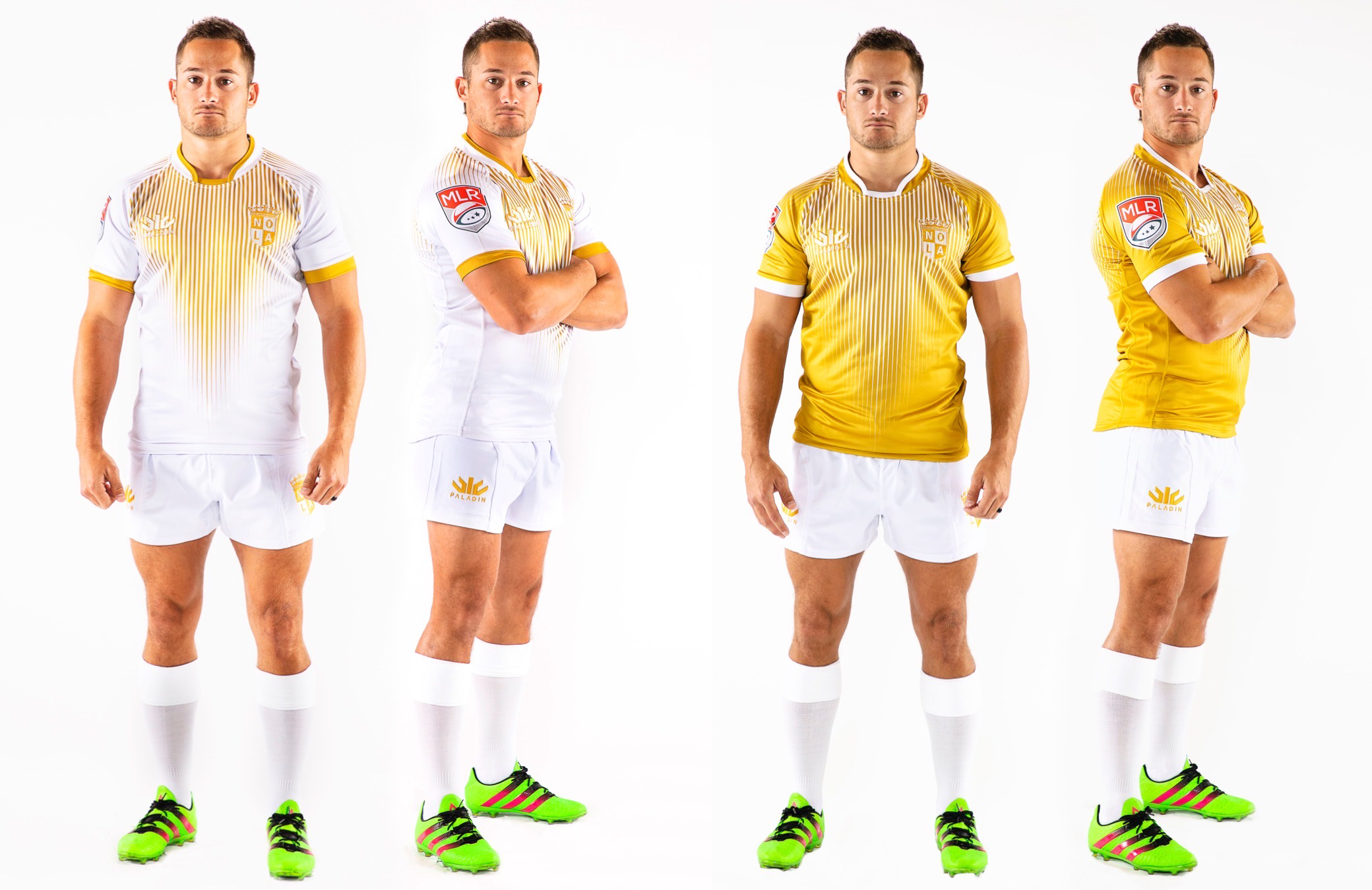 NOLA Gold reveals new kit